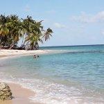 Plage de Petite Anse le 8 octobre 2017