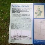 Very useful notices all over the grounds of the house, giving background and history.
