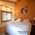 Kobuk's Stall Bedroom