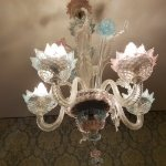 Beautiful Murano chandelier