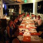 Wedding dinner at the Essensia