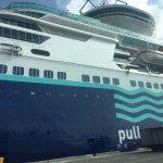 LLegada crucero pullmantur a montego bay