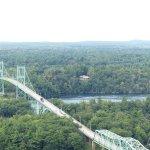View of Ivy Lea Bridge