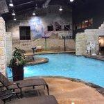 Indoor Pool and Splash Pad