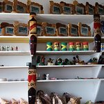 One of the best gift shops on the beach i highly recommend anyone yo check this place out for a