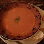 Chilli-Käse-Suppe