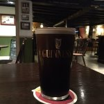 Best pint of Guinness for miles !