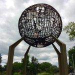 UND Campus: Eternal Flame