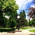 """UND Campus: """"What time you got?"""""""
