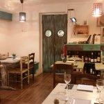 One dining area inside KOKO