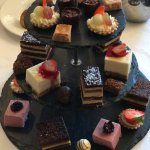 Delicious high quality Afternoon Tea