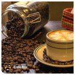 """Cafe Latte elaborado con uno de los mejores cafés del mundo """" Cafe Tunki"""""""