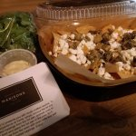 Wild Mushroom & Truffle Nachos (take & bake)!