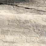 Rock Engravings National Park Photo