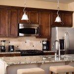 Premier suite kitchen