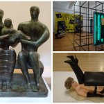The Tate Britain: the timeless sculptures of Henry Moore, to more eclectic and eccentric modern