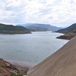 Foto van Mohale Dam