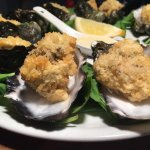 Oysters - Panko