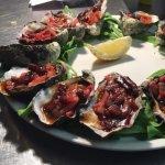Oysters - Kilpatrick