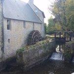 Bayeux, near Le Volet Qui Penche