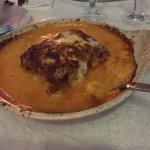 October 2017  Lasagna & creme brûlée