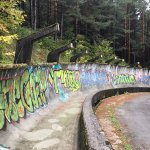 1984 Bobsleigh and Luge track