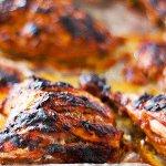 Half Tandoori Chicken Main