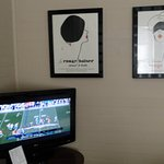 Eclectic art choices (Broncos 42 Cowboys 17)