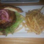 Smoked Pork Belly Burger