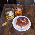 Batch Whiskey and Donuts