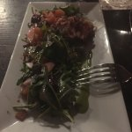 Amazing beet salad and all the things!!!