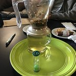 Tea contraption
