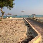 Photo de Dhafra Beach Hotel