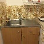 Tsambika Villa, LINDOS  Rm 3 kitchen