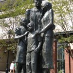 African American Family Monument honors contributions of African Americans