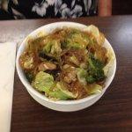 Chop suey.