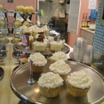 Sweet, moist, delicious gourmet cupcakes that had us salivating for more at Mabel's Cupcake Empo