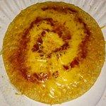 Cheese Tostada