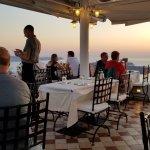 Vanilia Roof Top Patio Dining Area