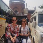 Amazing Rickshaw Tour of Old Delhi a Must Do when in India!!!