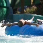 Fun at the Hot Springs Pool