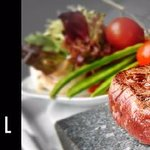 Steak cooked to perfection with the Stonegrill dining experience.