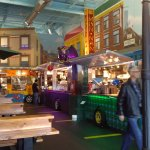 Food trucks indoors... a great year round idea for Halifax!