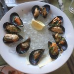 mussel (herb & jalapeno marinated)