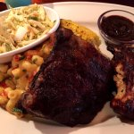 Rum and coke barbeque sauce chicken and ribs