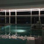 15th floor swimming pool