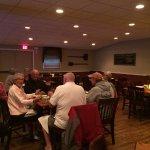 The bar dining