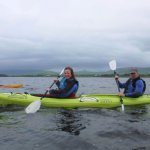 kayaking in DIngle