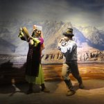 The dancing Tajiks who come from the Pamirs