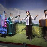 The Tartars - once ruled the world with Genghis Khan and now love music and dancing